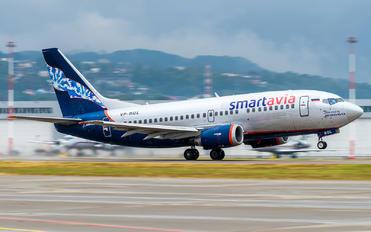 VP-BQL - Smartavia Boeing 737-500