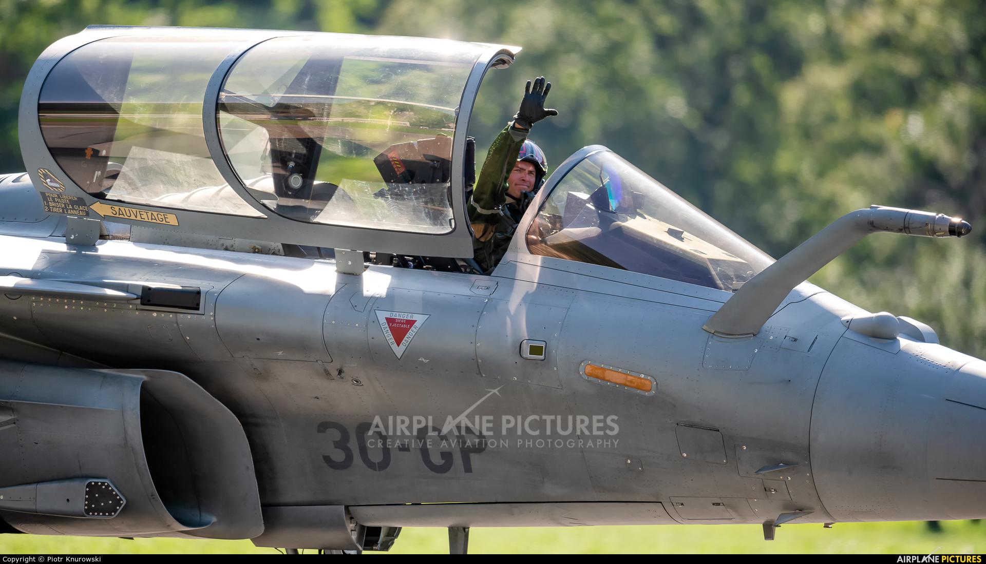 France - Air Force 30-GP aircraft at Mollis