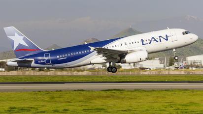 CC-BAA - LAN Airlines Airbus A320
