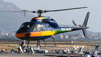 SX-HJS - Private Aerospatiale AS355 Ecureuil 2 / Twin Squirrel 2