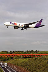 N856FD - FedEx Federal Express Boeing 777F