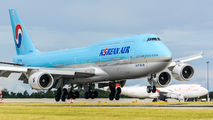 HL7643 - Korean Air Boeing 747-8 aircraft