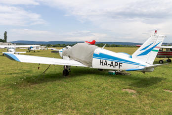 HA-APF - Private Piper PA-28 Cherokee