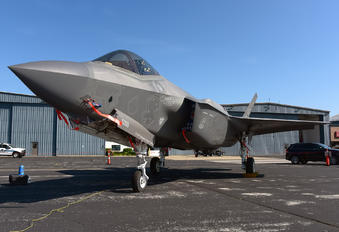 13-5068 - USA - Air Force Lockheed Martin F-35A Lightning II