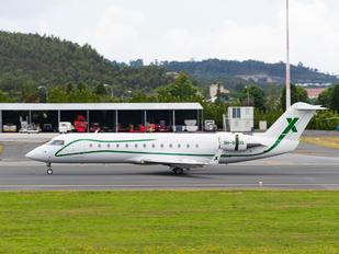 9H-BOO - Air X Bombardier CL-600-2B19