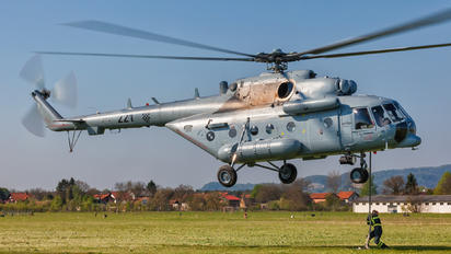 221 - Croatia - Air Force Mil Mi-171