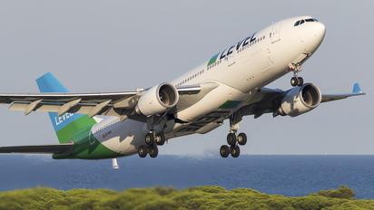 EC-MYA - LEVEL Airbus A330-200