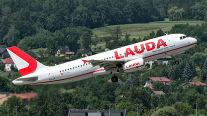 OE-IHL - LaudaMotion Airbus A320
