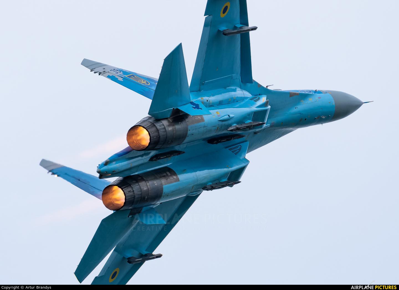 Ukraine - Air Force 39 aircraft at Gdynia- Babie Doły (Oksywie)