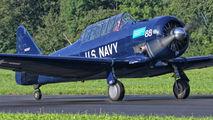 N43AF - FFA Museum North American Harvard/Texan (AT-6, 16, SNJ series) aircraft