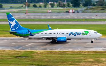 VQ-BUV - Ikar Airlines Boeing 737-800