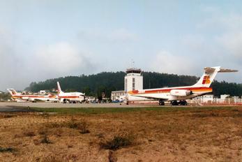 EC-EZA - Iberia McDonnell Douglas MD-87