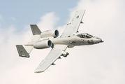 81-0980 - USA - Air Force Fairchild A-10 Thunderbolt II (all models) aircraft
