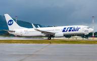 VQ-BJF - UTair Boeing 737-800 aircraft