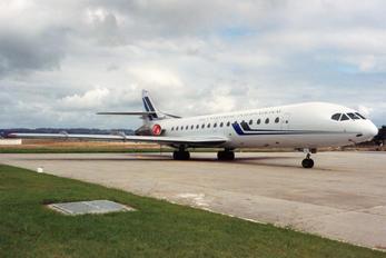 F-BJTU -  Sud Aviation SE-210 Caravelle