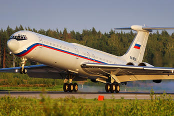 RA-86561 - Russia - Air Force Ilyushin Il-62 (all models)