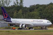 OO-SFY - Brussels Airlines Airbus A330-200 aircraft