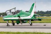 8820 - Saudi Arabia - Air Force: Saudi Hawks British Aerospace Hawk T.1/ 1A aircraft