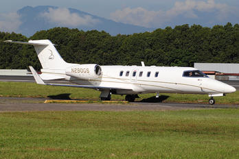 N290GS - Private Bombardier Learjet 45