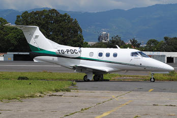 TG-PDC - Private Embraer 500 Phenom 100E