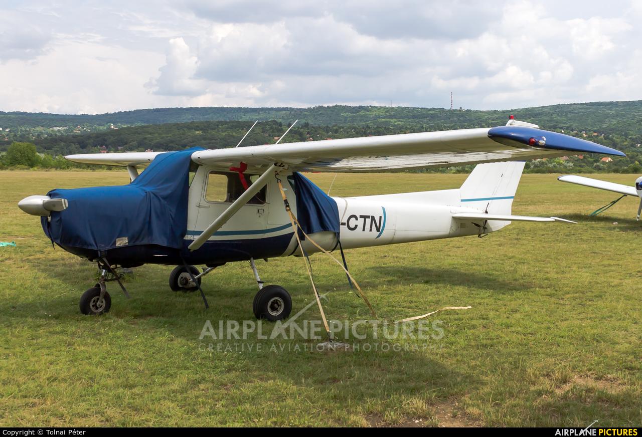 Private HA-CTN aircraft at Farkashegy