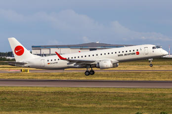 D-AJHW - WDL Embraer ERJ-190 (190-100)