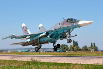 23 - Russia - Air Force Sukhoi Su-34