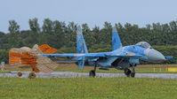 #3 Ukraine - Air Force Sukhoi Su-27 39 taken by Roman N.