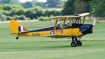 G-FCTK - Private de Havilland DH. 82 Tiger Moth