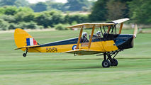 G-FCTK - Private de Havilland DH. 82 Tiger Moth aircraft
