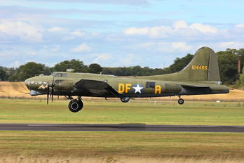 G-BEDF - B17 Preservation Boeing B-17G Flying Fortress