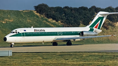 I-RIFW - Alitalia Douglas DC-9