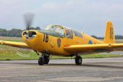 SE-KUV - Private SAAB 91 Safir aircraft