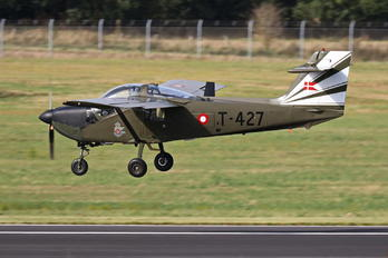 T-427 - Denmark - Air Force SAAB MFI T-17 Supporter