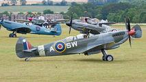 G-CTIX - Aircraft Restoration Co, Supermarine Spitfire T.9 aircraft