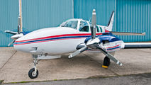 N258RP - Private Beechcraft 58 Baron aircraft