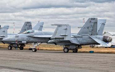 169117 - USA - Navy Boeing F/A-18E Super Hornet