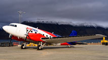 Basler BT-67 visited Svalbard title=