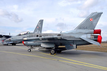 4054 - Poland - Air Force Lockheed Martin F-16C Jastrząb