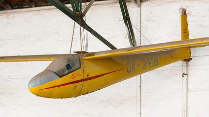 OK-3418 - Aeroklub Nitra Orličan  VT-116 Orlik