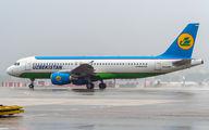 UK-32017 - Uzbekistan Airways Airbus A320 aircraft