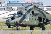 741 - RSK MiG Mil Mi-24V aircraft