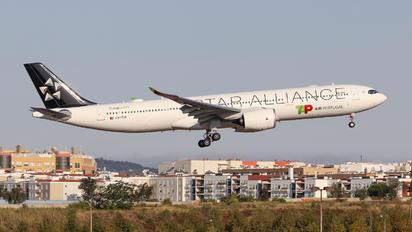 CS-TUK - TAP Portugal Airbus A330neo