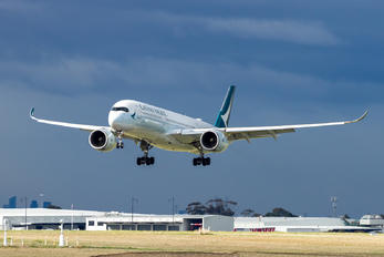 B-LRP - Cathay Pacific Airbus A350-900