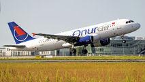 TC-ODA - Onur Air Airbus A320 aircraft