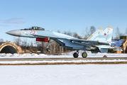 - - Russia - Air Force Sukhoi Su-35S aircraft