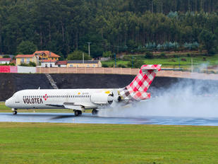 EI-FCU - Volotea Airlines Boeing 717