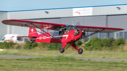 HB-ODC - Private Piper L-4 Cub