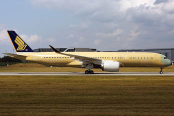 F-WZND - Singapore Airlines Airbus A350-900