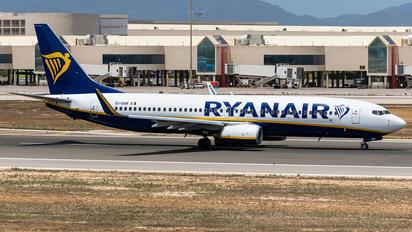 EI-DAN - Ryanair Boeing 737-800